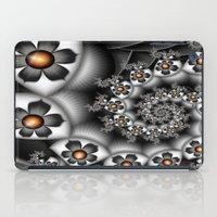 Orange Fan. iPad Case