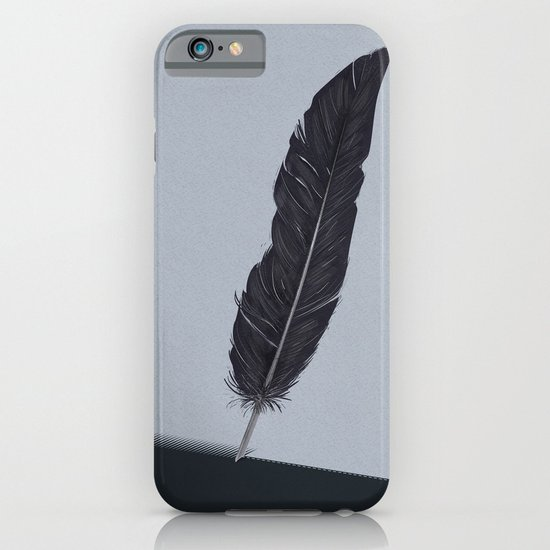 Feathered Edge. iPhone & iPod Case