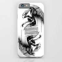 iPhone & iPod Case featuring Ink Goblin  by Art is Vast