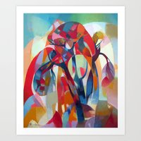 Ruben15 Art Print