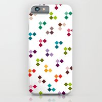 iPhone & iPod Case featuring INVASION PATTERN by Stickycake Studio