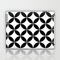 Geometric pattern (circles) Laptop & iPad Skin