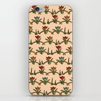 TULIPS IN SUMMER iPhone & iPod Skin