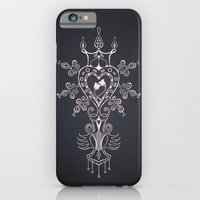 iPhone & iPod Case featuring Heart Rules by Vanya