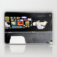 London Flea Market Laptop & iPad Skin