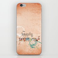 The Beauty Is In The Imp… iPhone & iPod Skin