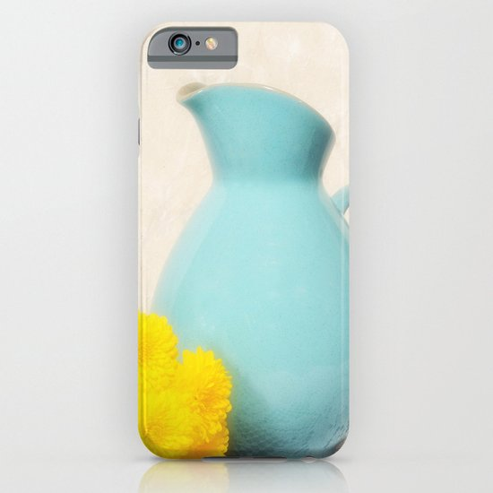 The Yellow Mums iPhone & iPod Case