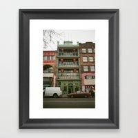 Chinese B.A. Building 19… Framed Art Print