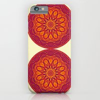 iPhone & iPod Case featuring Kaleidoscope Sphere by Wendy Townrow