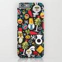 Ugly Christmas. iPhone & iPod Case