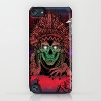 iPod Touch Cases featuring INVASION by Lokhaan