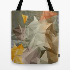 Hall of mirrors Tote Bag