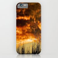 When Storm & Sunset Meet iPhone 6 Slim Case