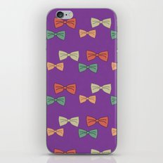 Hipster Bow Tie  iPhone & iPod Skin