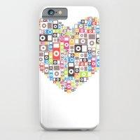 I love Ipod iPhone 6 Slim Case
