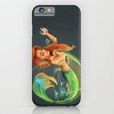 Mermaid Bubble iPhone 6 Slim Case