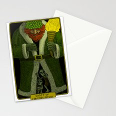 Ghost of Christmas Present Stationery Cards
