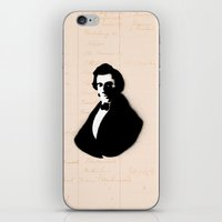 The Artist iPhone & iPod Skin