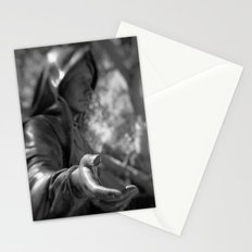 Grab my hand Stationery Cards