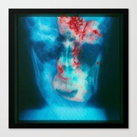 Alien Canvas Print