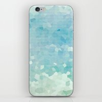 Ocean Palette iPhone & iPod Skin