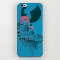 St.Helens In Rest iPhone & iPod Skin