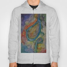 Dazed and Confused in Crazy Colors Hoody