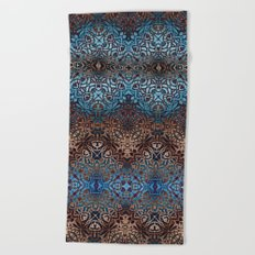 Ethnic Tribal Pattern G329 Beach Towel