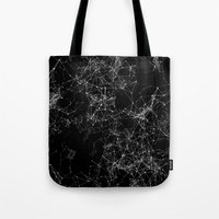 Artificial Constellation… Tote Bag