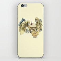 Barbecue iPhone & iPod Skin