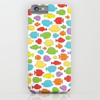Something Fishy Going On iPhone 6 Slim Case