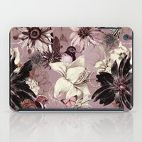 Flora Fauna (Pattern) iPad Case