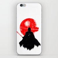 Dark Father. iPhone & iPod Skin