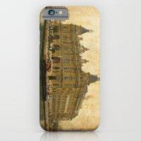 iPhone & iPod Case featuring Haydarpasa Railway Station by Duru Eksioglu