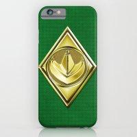 Green Ranger iPhone 6 Slim Case