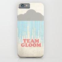 iPhone & iPod Case featuring Team Gloom by Liz Shattler