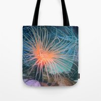 Fronds Tote Bag