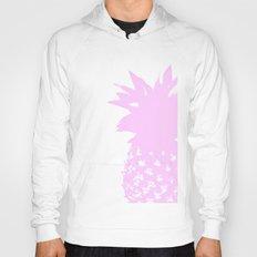 Pink pineapple Hoody