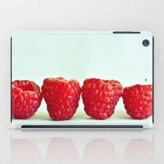Raspberries iPad Case