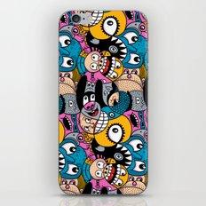 Fishstix iPhone & iPod Skin