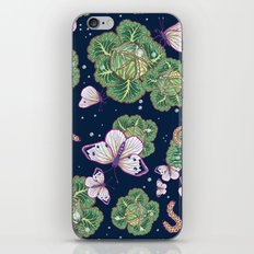 mischief in the garden iPhone & iPod Skin