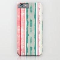 Canyon Stripe iPhone 6 Slim Case
