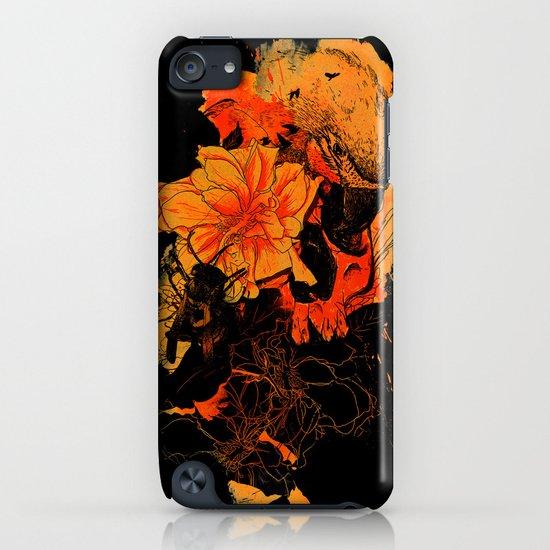 Pollination Dark Fire iPhone & iPod Case