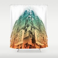Remembrance Of Things Pa… Shower Curtain