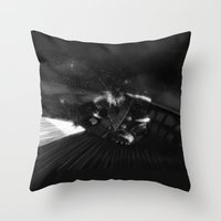 One Thousand Years Throw Pillow