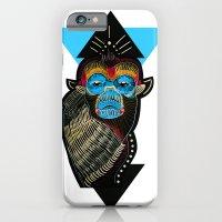 Color me Monkey iPhone 6 Slim Case
