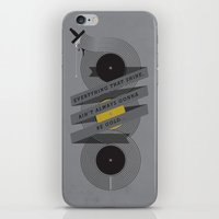 Ain't Always Gonna Be Go… iPhone & iPod Skin
