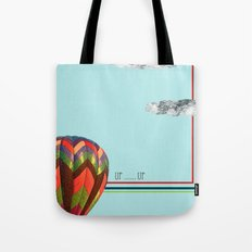 Up...up Tote Bag