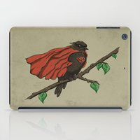 Super Bird iPad Case