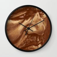 the real deal Wall Clock